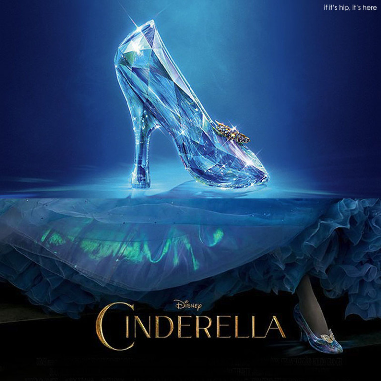 Cinderella Glass Slippers Dress Up Shoes